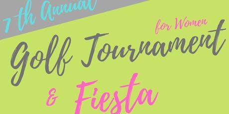 7th Annual Latina Golfers Tournament & Fiesta tickets