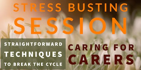 COLCHESTER STRESS BUSTING SESSION 1 tickets