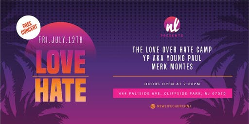 Love Over Hate Concert
