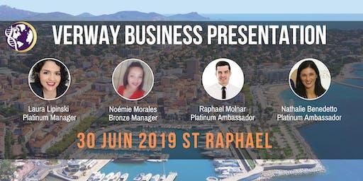 Business Presentation Verway