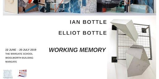 Ian Bottle & Elliot Bottle Private View