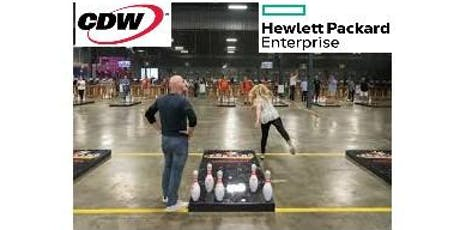 Fowling with CDW & HPE tickets