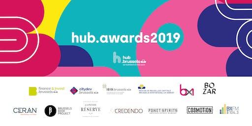 HUB.AWARDS2019 CÉRÉMONIE DE REMISE DES PRIX