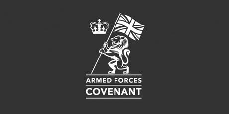 York Armed Forces Community Event tickets