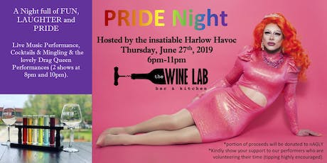 PRIDE Night tickets
