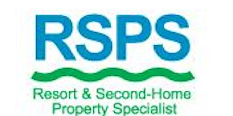 RSPS: Home Sweet (Second) Home: Vacation, Investment, Luxury Properties tickets