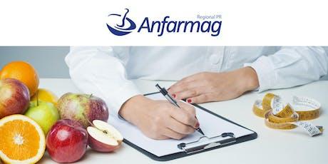 Prescrição clínica para nutricionistas ingressos