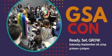 GSA Con 2019 tickets