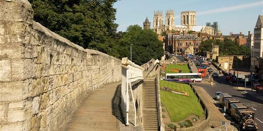 'GE TO KNOW YOUR YORK' FREE HISTORIC WALKING TOURS