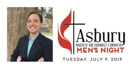 Asbury UMC Men's Night July 2019 tickets