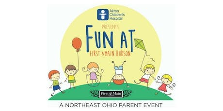 Fun at First & Main - Wacky Water Fun tickets