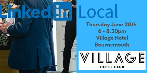 LinkedIn Local Bournemouth and Poole #4