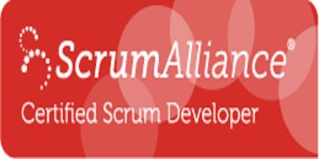 Certified Scrum Developer® Track: Engineering Practices for Certified Scrum Developers tickets