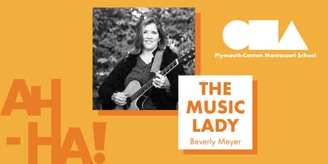 The Music Lady : Beverly Meyer (Ages 3-6) tickets