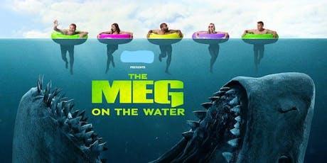 THE MEG - Movie on a tube tickets