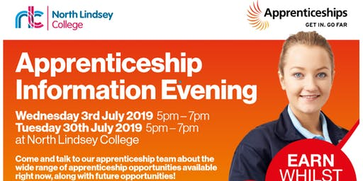 Apprenticeship Information Evening