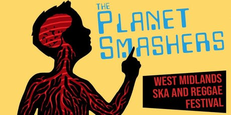 West Midlands Ska and Reggae Festival tickets