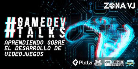 GameDev Talks - Julio  tickets