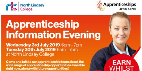 Apprenticeship Information Evening tickets
