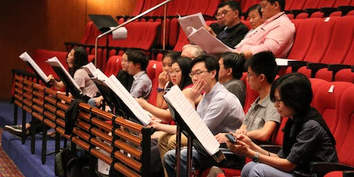 SCO Composer Workshop Briefing and Sharing Session 作曲工作坊分享与说明会