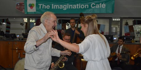 The Harlequins Foundation Imagination Café  tickets