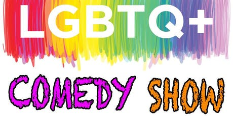 LGBTQ Gay Pride Month Comedy - no drink minimum show! tickets