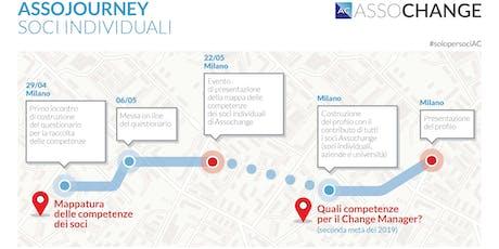 Assojourney: Convocazione incontro 20 giugno Soci Individuali biglietti