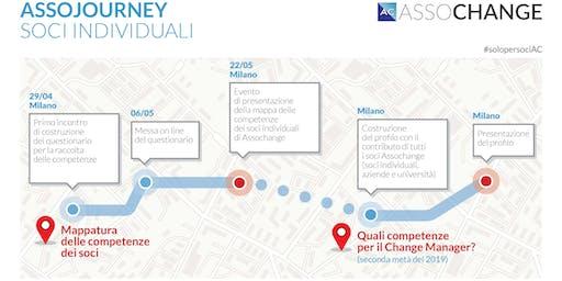 Assojourney: Convocazione incontro 20 giugno Soci Individuali