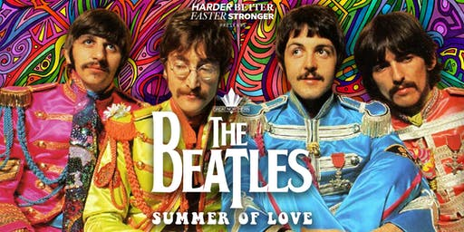 Yellow Submarine: 60's Beatles Summer of Love Party