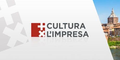 + CULTURA X L'IMPRESA @ CAMERA DI COMMERCIO DI  PAVIA biglietti