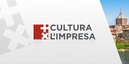 + CULTURA X L'IMPRESA @ CAMERA DI COMMERCIO DI  PAVIA