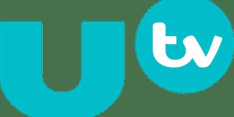 Meet the Media - UTV tickets