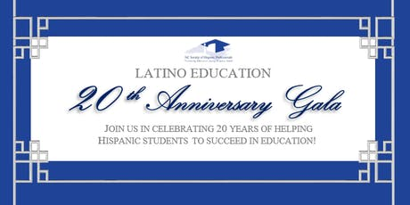 Latino Education 20th Anniversary Gala - November 2nd tickets