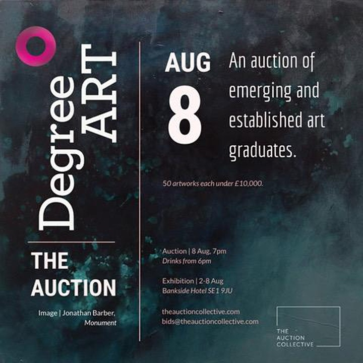 The Auction Collective X DegreeArt image