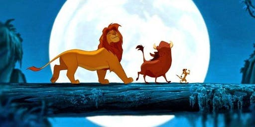 BARROWBY OPEN DOOR Films July/November and LION KING, Sunday 3pm 8th SEPT.