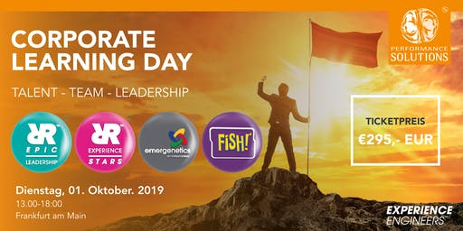 Corporate Learning Day 2019