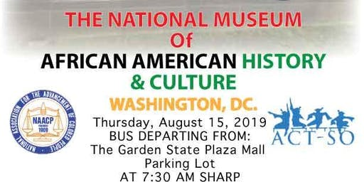 Bus Trip to The National Museum of African American Culture