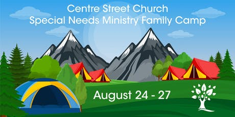 Special Needs Ministry Family Camp tickets