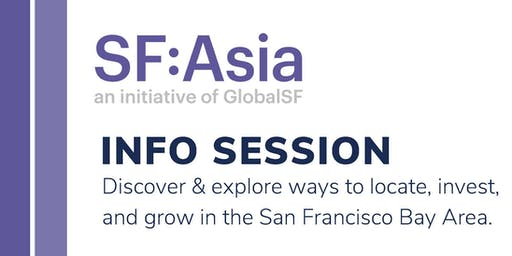 INFO SESSION | MEET & GREET WITH MURAT WAHAB, DIRECTOR OF SFASIA