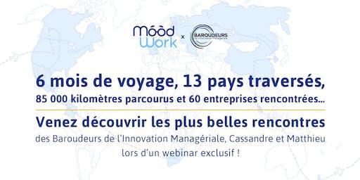 Les baroudeurs de l'innovation managériale - Webinar 2 !