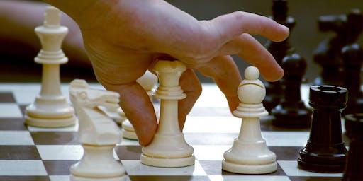 Junior Chess Championship Age 8-12