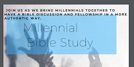 Millennial Bible Study tickets