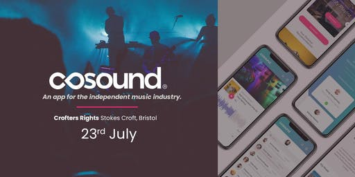 Bristol Music Industry Networking Event hosted by Cosound