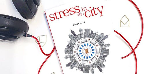 YCW SH: Stress in the City: A Discussion About Mental Wellbeing in China