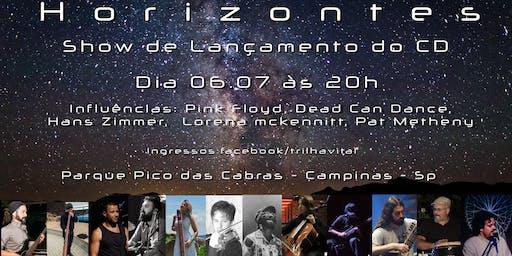 Horizontes - Lançamento do CD - Música e Astronomia