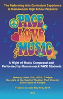 A Change of PACE: A Night of Music Composed and Performed by Mamaroneck PACE Students