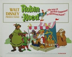 Free Family Summer Film Series: Disney's Robin Hood