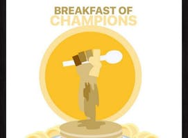 Jam with Breakfast (of Champions)