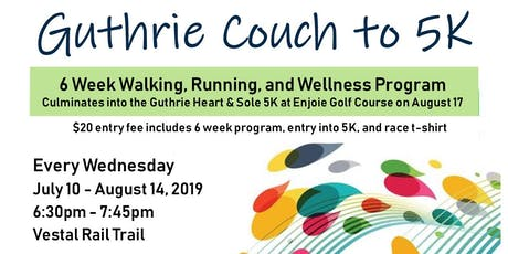 Couch to 5K Program tickets