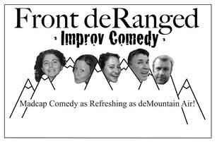 Front deRanged Improv Comedy Troupe
